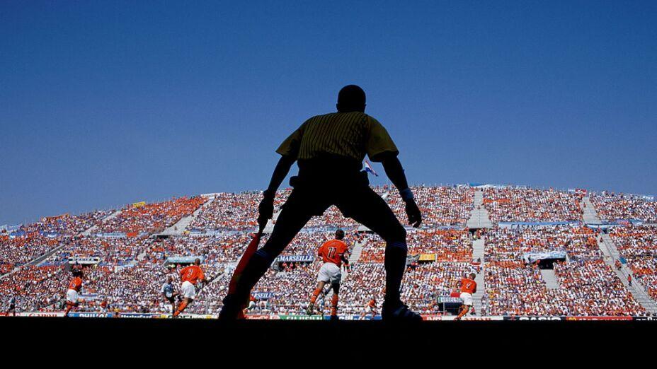 Marsella albergó la Copa del Mundo 1998