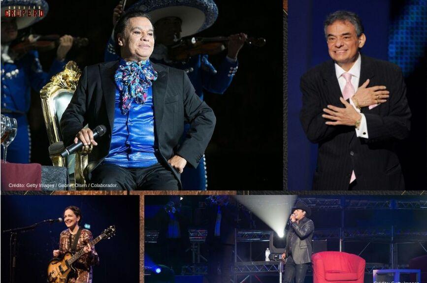 Duetos Juan Gabriel