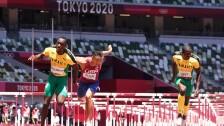 Final 400m con vallas, Tokyo 2020