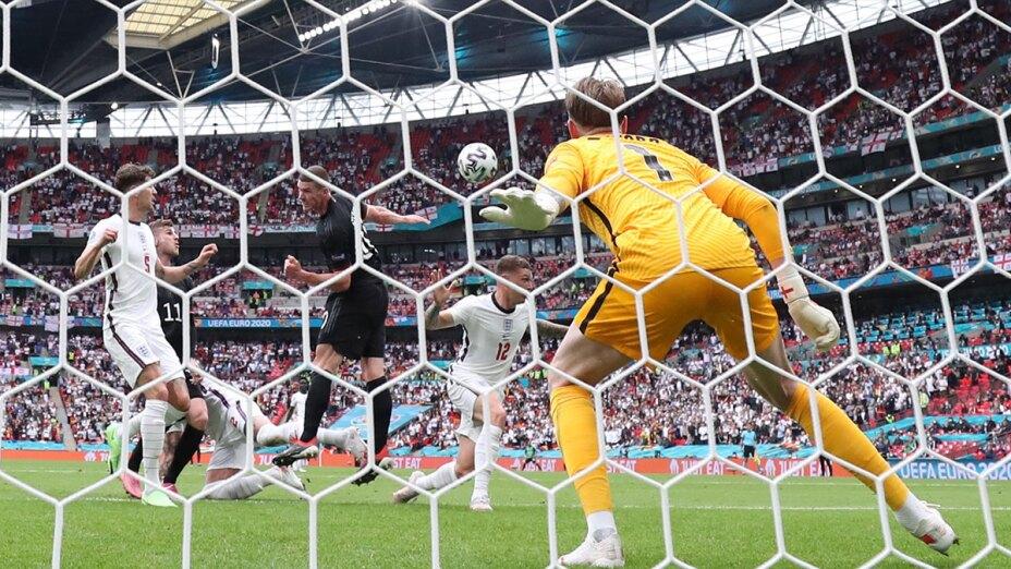 Inglaterra vs Alemania