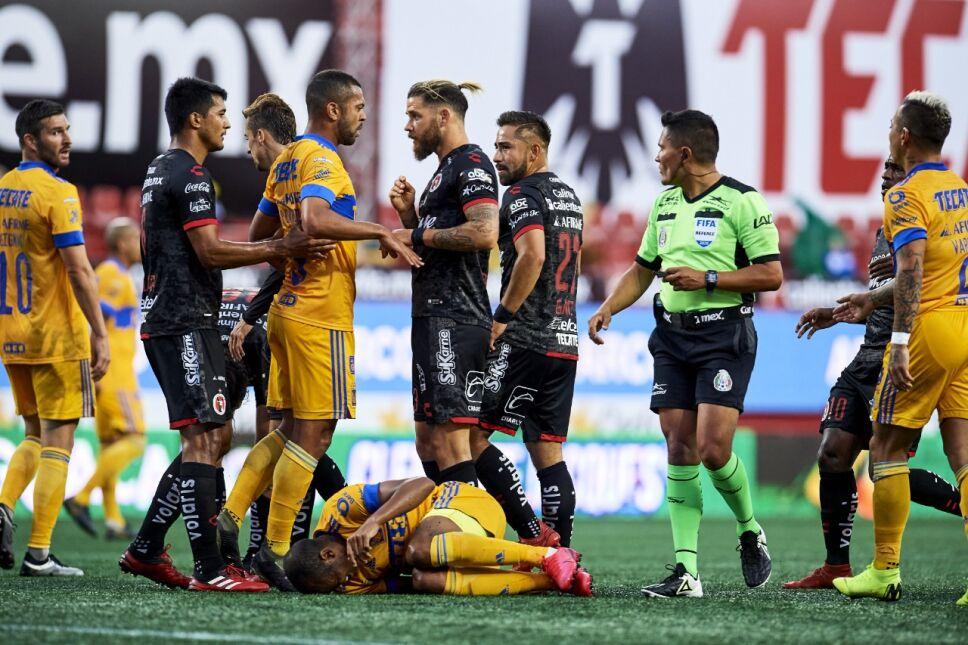 Jornada 3 Guardianes 2020: Xolos 0-0 Tigres