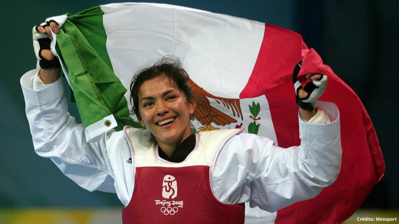 5 medallistas olímpicos mexicanos beijing pekín 2008.jpg