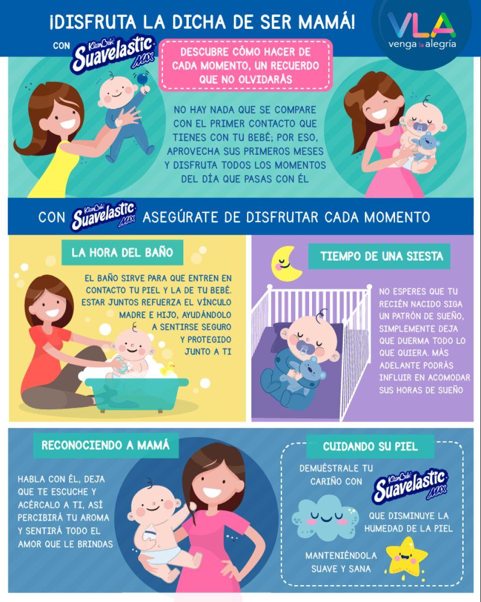Cuida a tu bebé Venga la Alegría