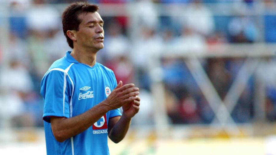 Jared Borgetti Cruz Azul