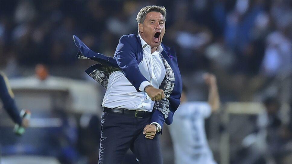 Míchel entrenador