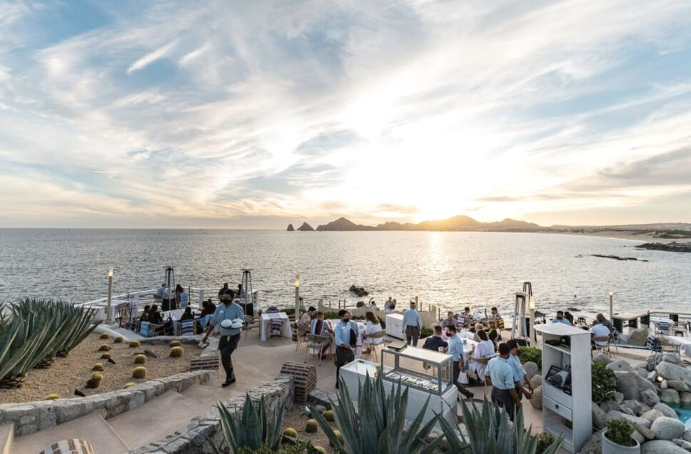 sunset Monalisa Los Cabos