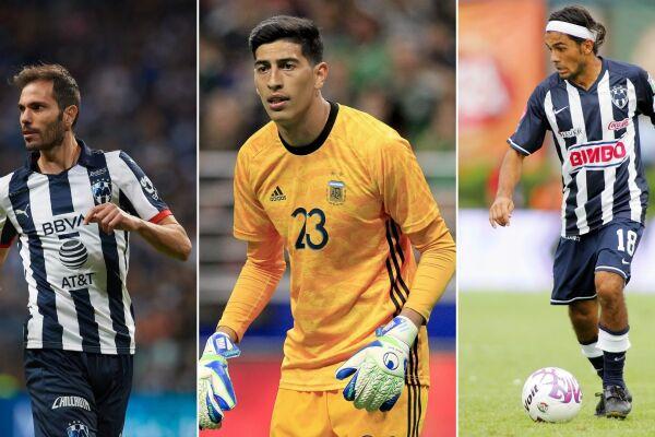 21 futbolistas argentinos en Rayados de Monterrey.jpg