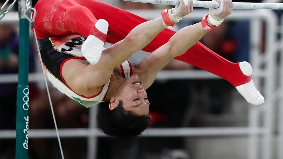 Gimnasia artística: Juegos Olímpicos Tokio 2020