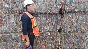 ¿Tú reciclas #PET? Otoniel Martínez te informará desde #PetStar, la planta de reciclaje de pet más grande del mundo.