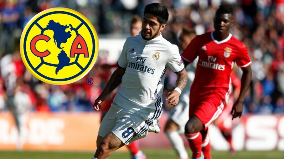 Desde el Real Madrid, llega el nuevo fichaje del América
