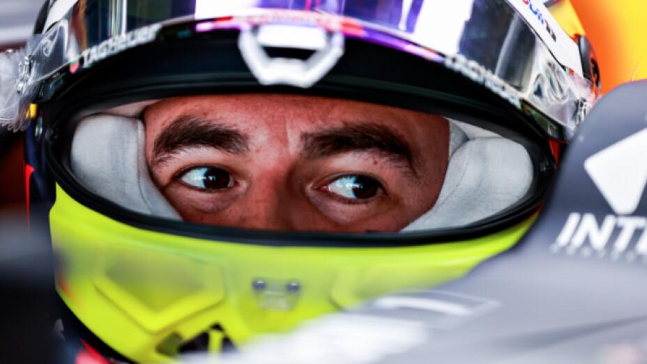Checo Pérez Gran Premio de Portugal