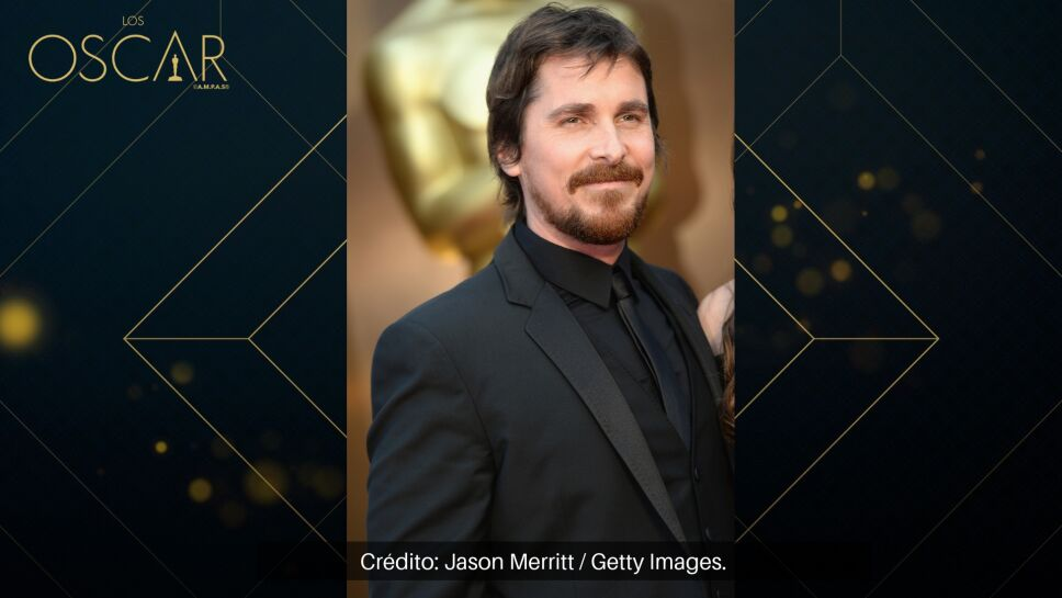 Christian Bale Oscar
