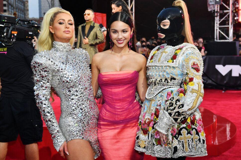 MTV Video Music Awards 2021_ Los mejores y peores vestidos de la noche