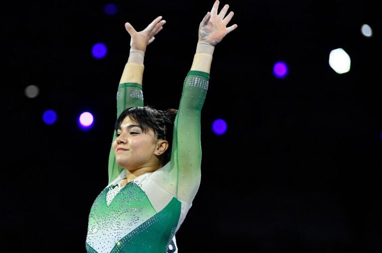 Razones por las que admiramos a Alexa Moreno, la promesa deportiva de México