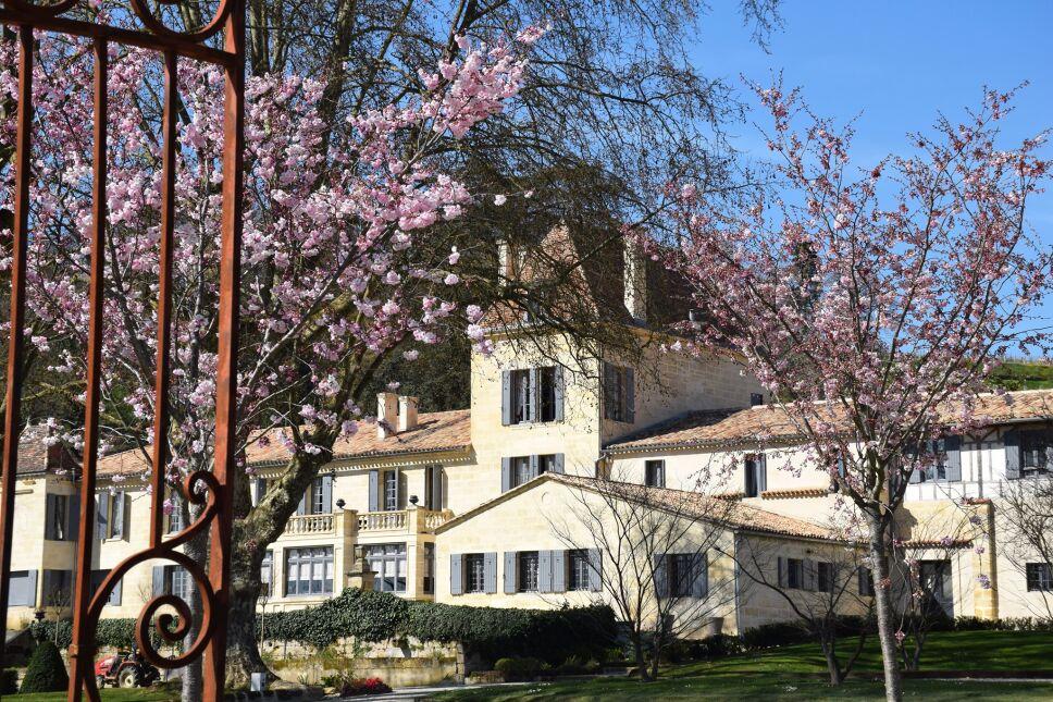 emilion chateaux francia Bordeaux