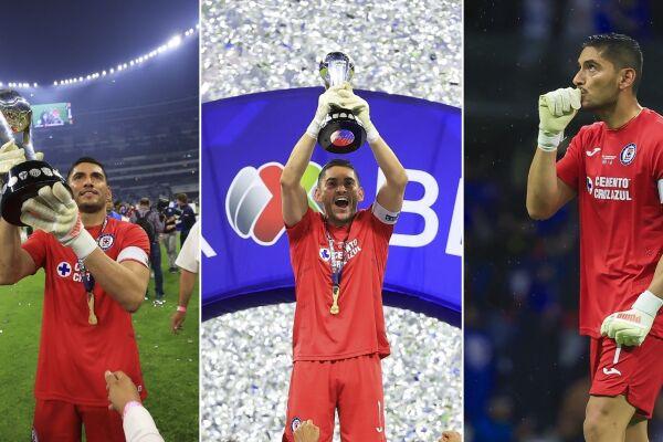 23 Jesús Corona campeón liga mx cruz azul 2021.jpg