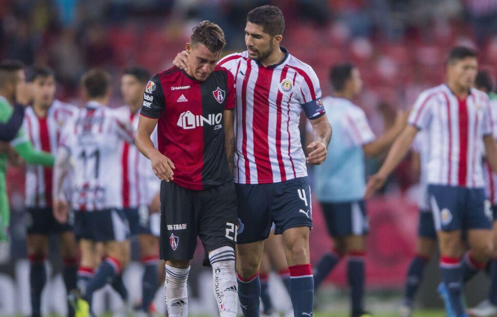 Atlas no puede contra Chivas