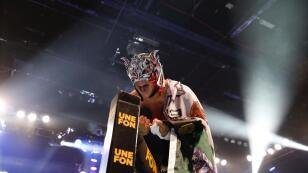 Lucha Azteca AAA coronavirus