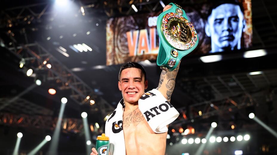Oscar Valdez peleará ante Conceicao