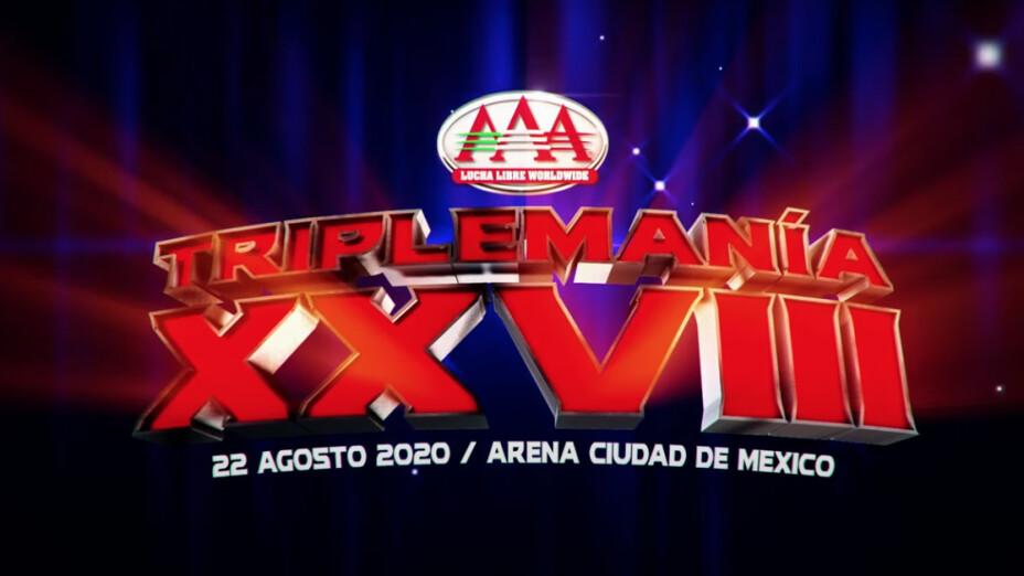 Lucha Azteca AAA Triplemanía