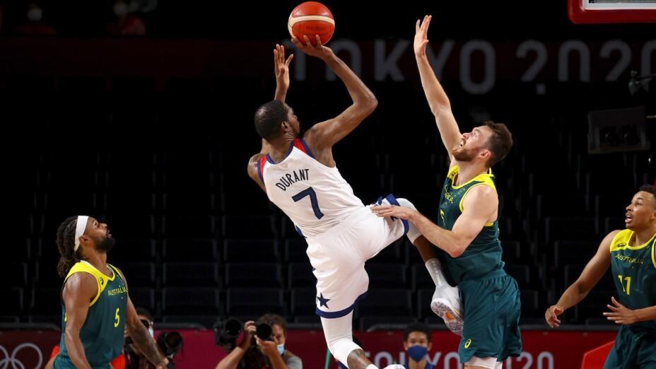 Estados Unidos basquetbol