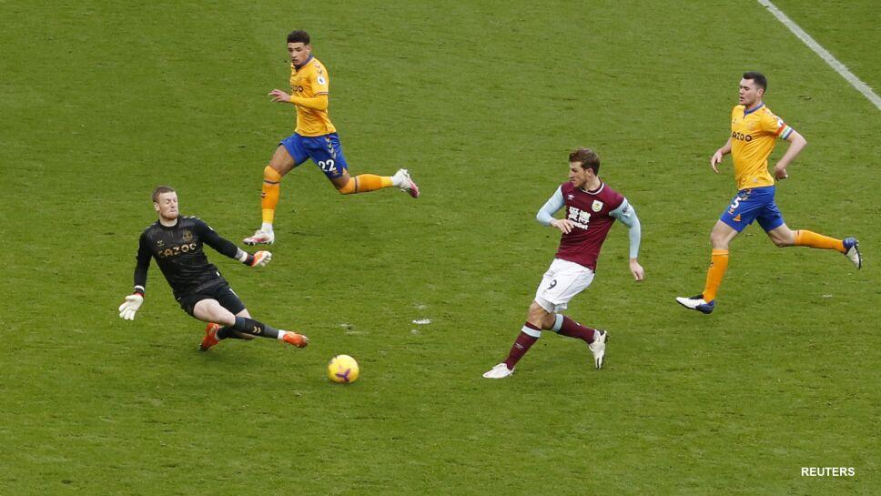 Burnley vs Everton