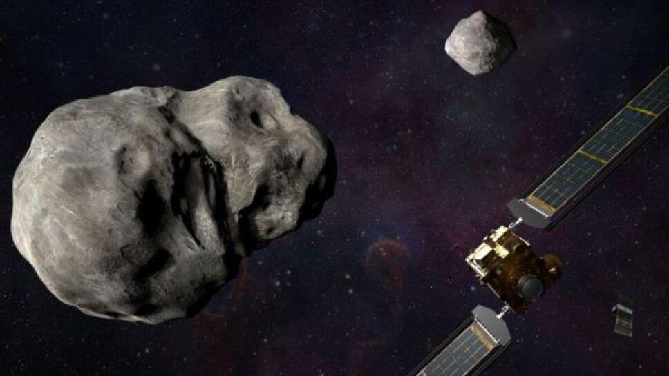 Así es Dimorphos, el asteroide que la NASA pretende desviar