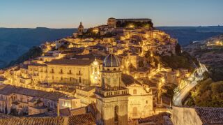 Sicilia italia ragusa