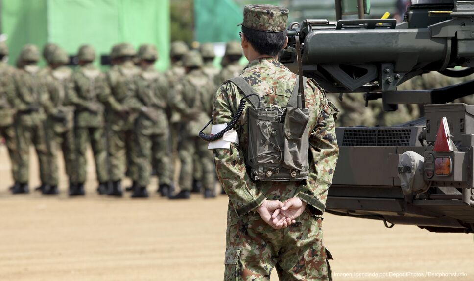 ddc soldados japoneses