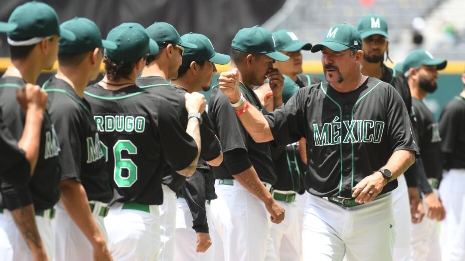 Selección Mexicana de Beisbol Tokyo 2020