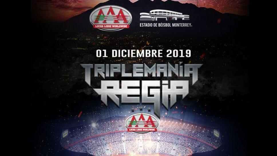 Triplemanía Regia