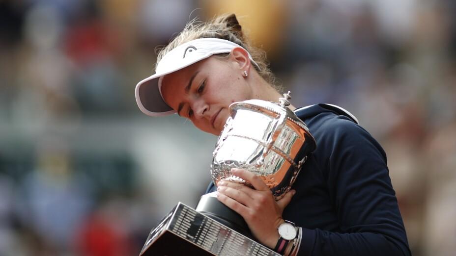 Barbora Krejcikova gana Roland Garros
