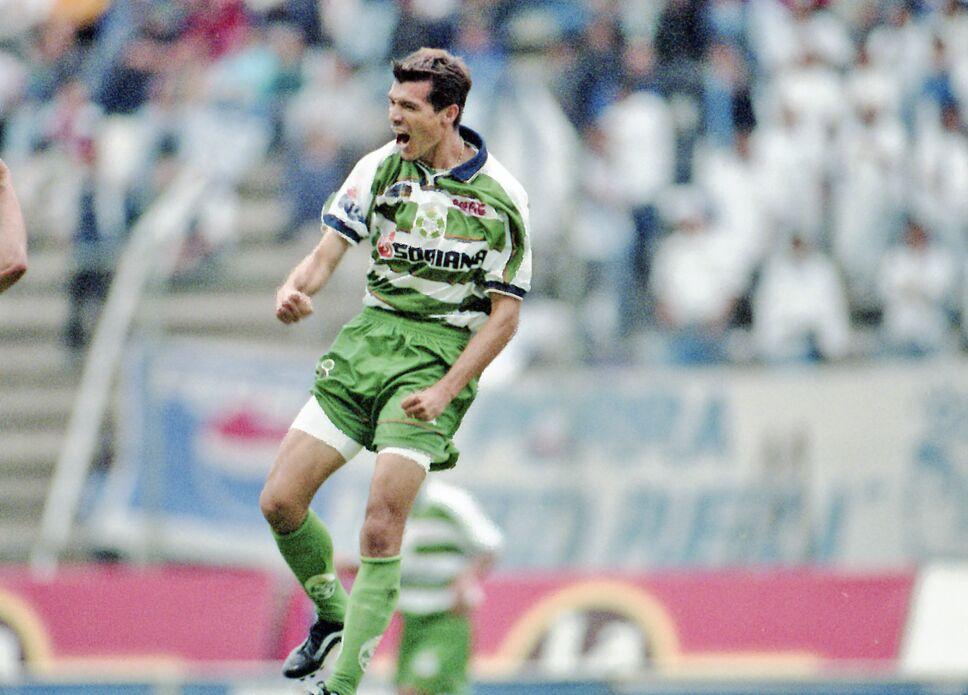 Jared Borgetti, gran ídolo de Santos