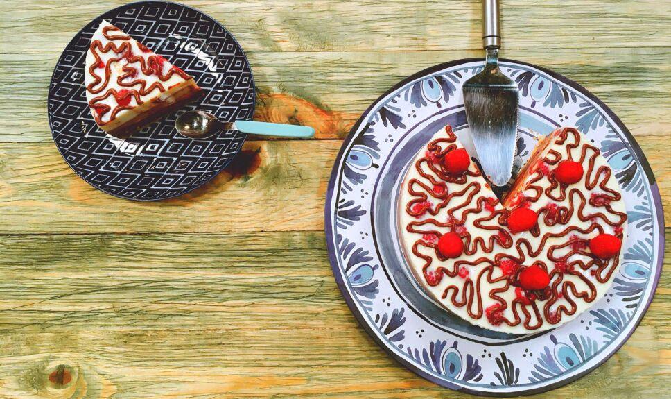 Receta Tarta de tres chocolates sin horno Cocineros Mexicanos