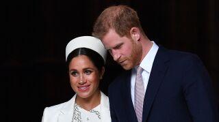 """El """"insípido"""" mensaje del príncipe Harry ante la muerte de Felipe de Edimburgo"""