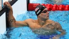 Caeleb Dressel Nadador Olímpico