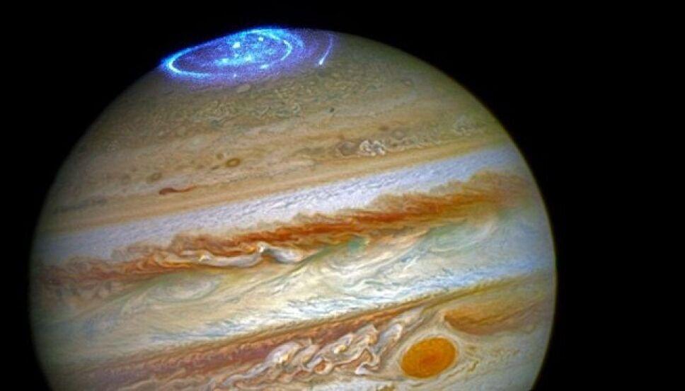 Júpiter, aurora boreal, fotos C.jpg