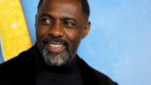 "FILE PHOTO: Actor Idris Elba arrives for the world premiere of the movie ""Cats"" in Manhattan, New York"