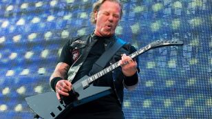 Metallica Perform At Twickenham Stadium