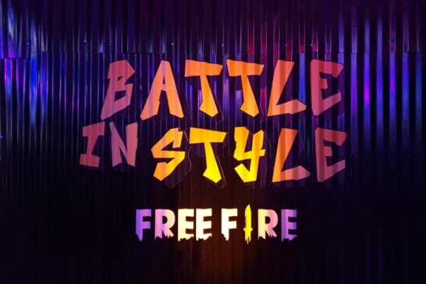 Free Fire Battle In Style
