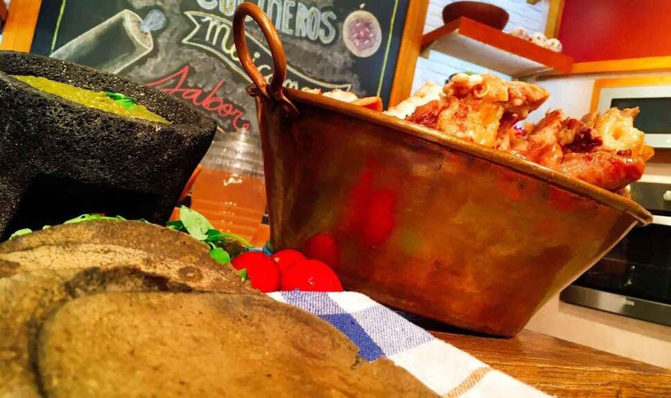 Receta Carnitas Cocineros Mexicanos