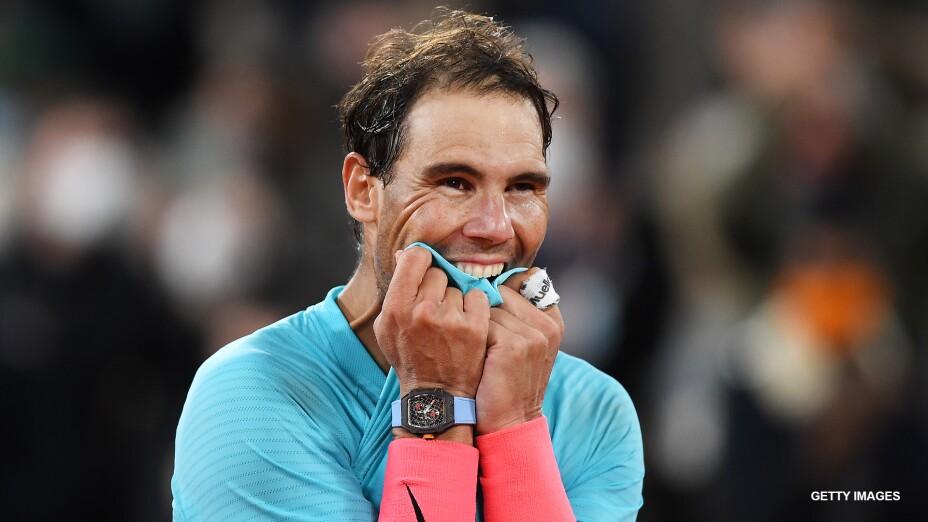 Rafael Nadal, el conquistador de Roland Garros