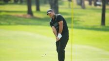 El estadounidense se coronó en el Club de Golf Chapultepec tras una ronda espectacular.