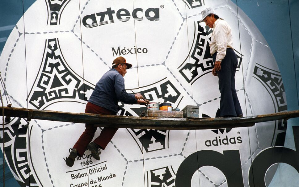 México organizó la Copa del Mundo de 1986, donde Diego Maradona se consagraría como el mejor jugador del mundo.