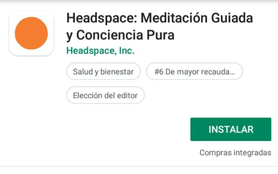 para meditar heads