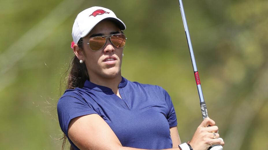 María Fassi concluyó en el top 15 del torneo del LPGA Tour realizado en Nueva Jersey