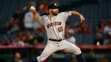 José Urquidy abre Astros Boston