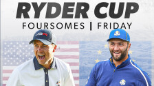 Enfrentamientos de la Ryder Cup.