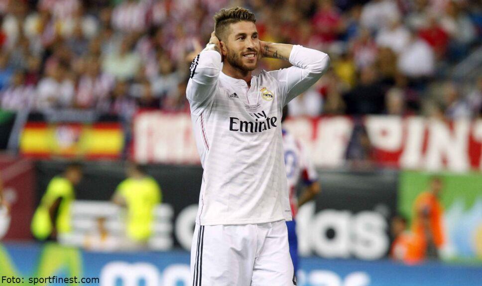 Sergio Ramos es el futbolista más expulsado (24).