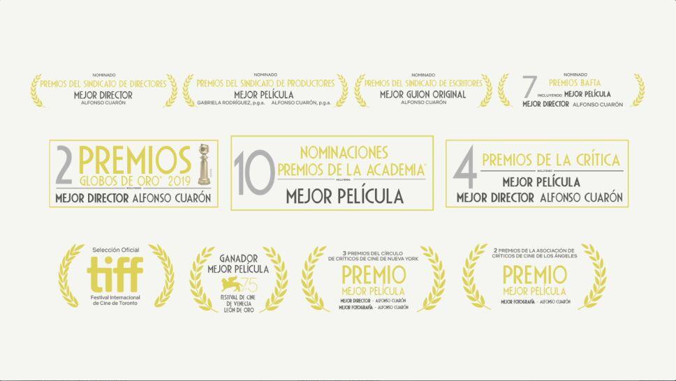 Así reaccionó Alfonso Cuarón al escuchar que ganó el BAFTA por Mejor Director
